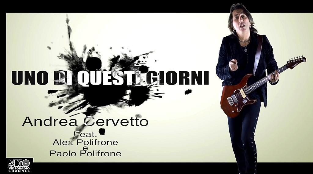 Andrea Cervetto - uno di questi giorni