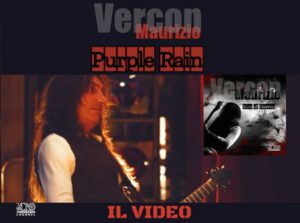 "Maurizio Vercon - ""Purple Rain"""